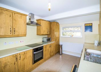 Thumbnail 3 bed terraced house for sale in Pentre Beili Terrace, Lewistown, Bridgend