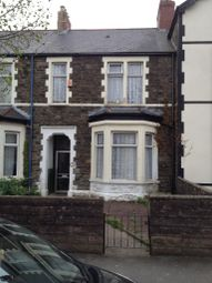 Thumbnail 3 bedroom flat to rent in Stacey Road, Cardiff