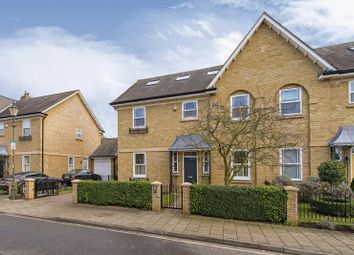 Thumbnail 6 bed semi-detached house for sale in Cartwright Way, Barnes Waterside, London