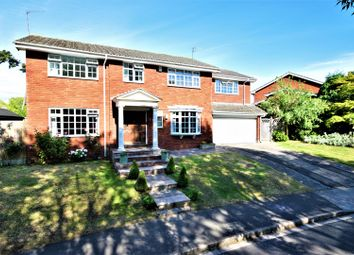 Thumbnail 5 bed detached house for sale in Wyecliffe Road, Westbury-On-Trym, Bristol
