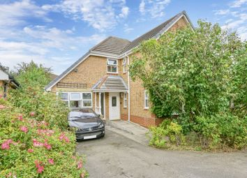 Thumbnail 4 bed detached house for sale in Devoke Close, Stukeley Meadows, Huntingdon.