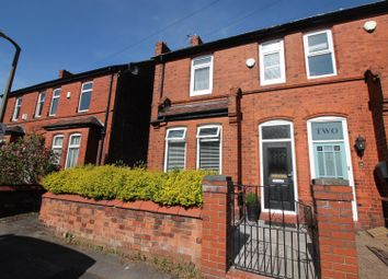 Thumbnail 3 bed property for sale in Mansfield Road, Urmston, Manchester