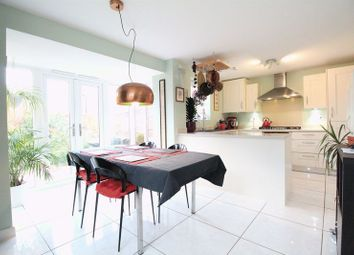 Thumbnail 4 bed semi-detached house for sale in Clover Way, Kempston