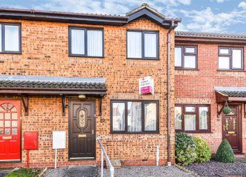 Thumbnail 2 bedroom terraced house for sale in Leete Way, West Winch, King's Lynn