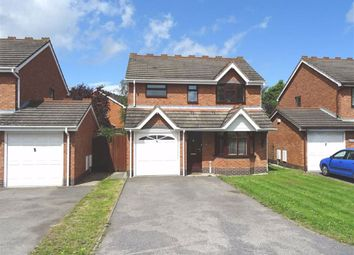 Thumbnail 3 bed detached house for sale in 8, Barley Meadows, Llanymynech, Powys