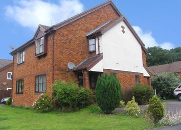 Thumbnail 1 bed terraced house to rent in Nether Vell-Mead, Church Crookham, Fleet