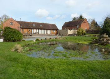 Thumbnail 4 bed barn conversion to rent in Eaton Constantine, Shrewsbury