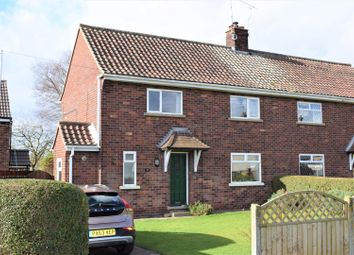 Thumbnail 3 bed semi-detached house for sale in Kings Road, Barnetby