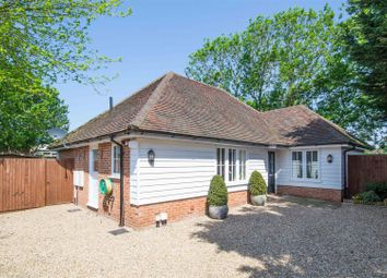 Thumbnail 3 bed detached bungalow for sale in High Trees, Back Lane, Stock, Ingatestone