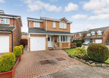 Thumbnail 4 bedroom detached house for sale in Crathes Gardens, Murieston, Livingston, West Lothian