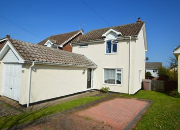 Thumbnail 3 bed detached house for sale in Hertford Road, Clare, Sudbury