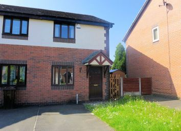 Thumbnail 2 bed semi-detached house for sale in Orchid Drive, Bury