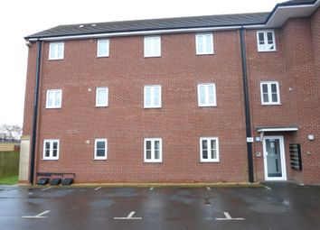 Thumbnail 2 bed flat for sale in Gadwall Way, Scunthorpe