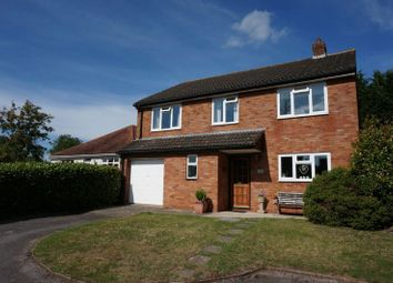 Thumbnail 4 bed detached house for sale in Swingbridge, Bathpool, Taunton