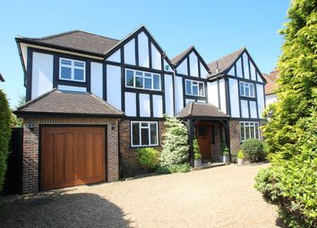Thumbnail 4 bed detached house for sale in St Johns Road, Petts Wood, Orpington
