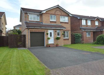 Thumbnail 4 bed detached house for sale in Senate Place, Motherwell