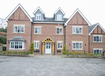 Thumbnail 2 bed flat for sale in The Cedars, Somersall Lane, Chesterfield