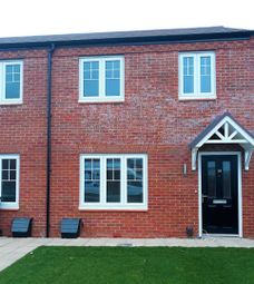 Thumbnail 3 bed terraced house for sale in Royal Park, The Long Shoot, Nuneaton