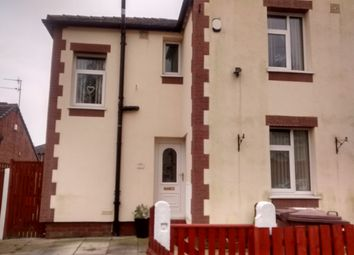 Thumbnail 3 bedroom semi-detached house to rent in Ash Avenue, Newton Le Willows