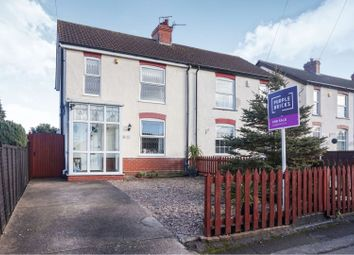 3 bed semi-detached house for sale in Laburnum Avenue, Waltham DN37