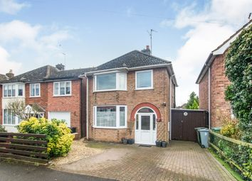 3 bed detached house for sale in Sutherland Way, Stamford PE9