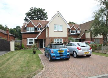 Thumbnail 4 bedroom detached house to rent in Finchampstead, Wokingham