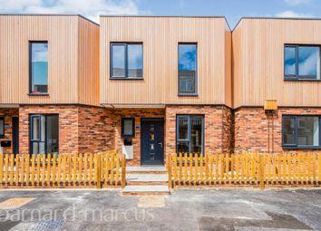 Thumbnail 2 bed terraced house for sale in Addington Road, Selsdon, South Croydon