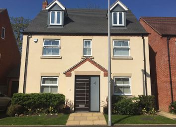 Thumbnail 5 bed detached house for sale in William James Way, Henley-In-Arden