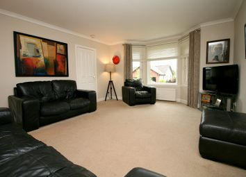 Thumbnail 4 bedroom detached bungalow for sale in Castlehill Court, Symington