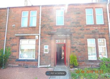 Thumbnail 2 bed flat to rent in Arbuckle Street, Kilmarnock