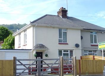 Thumbnail 3 bed semi-detached house for sale in Coombe Valley Road, Dover, Kent