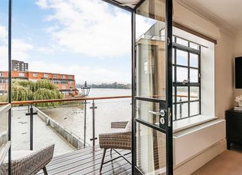 Thumbnail 3 bed detached house to rent in Palace Wharf Apartments Rainville Road, London