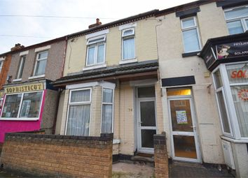Thumbnail 3 bed terraced house for sale in Craven Road, Town Centre, Rugby, Warwickshire