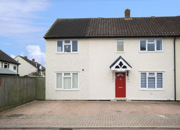 Thumbnail 4 bed end terrace house to rent in Britannia Crescent, Lyneham, Chippenham