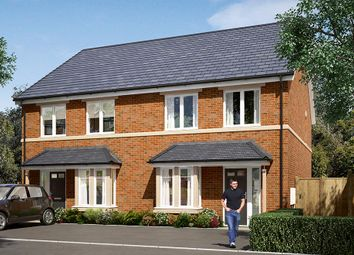 "Thumbnail 3 bed semi-detached house for sale in ""The Kilmington"" at Bar Lane, Wakefield"