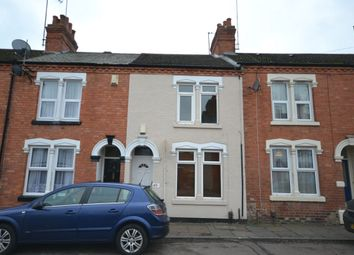 Thumbnail 2 bedroom terraced house to rent in Greenwood Road, St James, Northampton