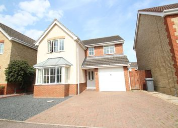 Thumbnail 4 bed detached house for sale in Dobbs Drift, Kesgrave, Ipswich