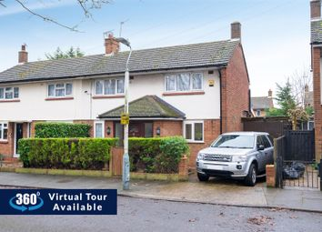Thumbnail 3 bed semi-detached house for sale in Little Benty, West Drayton