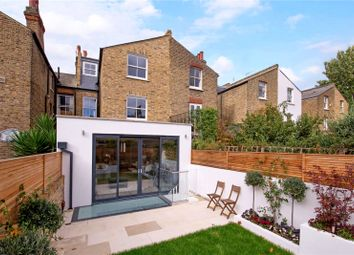 Thumbnail 5 bedroom terraced house to rent in Blake Gardens, Parsons Green, Fulham, London