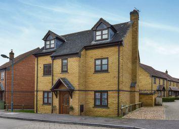 Thumbnail 5 bedroom detached house for sale in Gainsborough Close, Grange Farm, Milton Keynes