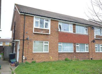 Thumbnail 2 bedroom maisonette to rent in Jasmin Road, West Ewell, Epsom