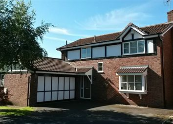Thumbnail 4 bed detached house for sale in Linnet Grove, Macclesfield, Cheshire