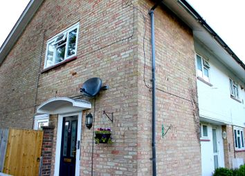 Thumbnail 2 bed maisonette for sale in Dickens Road, Crawley