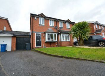 Thumbnail 2 bed semi-detached house for sale in Furness, Glascote, Tamworth, Staffordshire