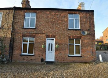 Thumbnail 2 bed end terrace house to rent in Mere Walk, Hornsea, East Yorkshire