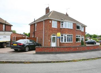 3 bed semi-detached house for sale in Armson Avenue, Kirby Muxloe, Leicester, Leicestershire LE9