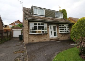 Thumbnail 3 bed detached house for sale in Shoreham Drive, Moorgate, Rotherham, South Yorkshire