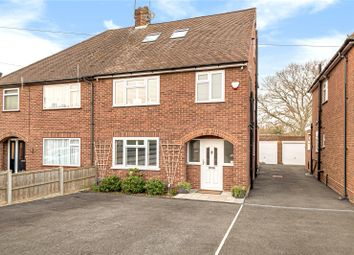 4 bed semi-detached house for sale in Ickenham Road, Ruislip, Middlesex HA4
