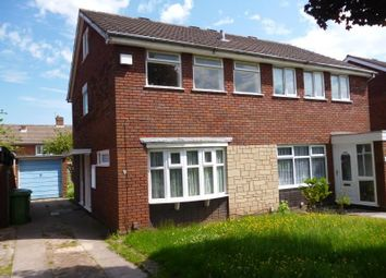 Thumbnail 3 bed semi-detached house to rent in Wardlow Close, Wolverhampton