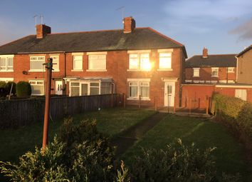 Thumbnail 3 bed end terrace house for sale in Park Road, Lynemouth, Morpeth